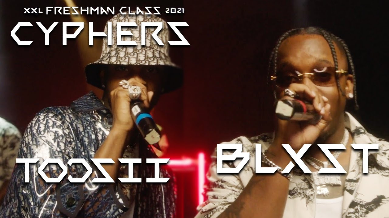 Download Toosii and Blxst's 2021 XXL Freshman Cypher