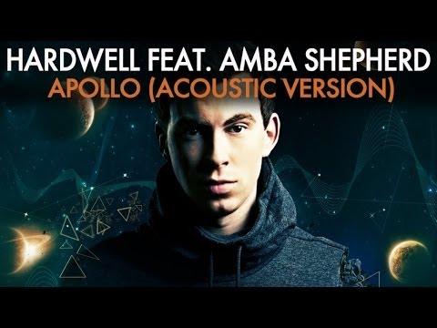 Hardwell Ft. Amba Shepherd - Apollo (Acoustic Version)