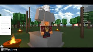 the flash (alpha) ep1 :roblox