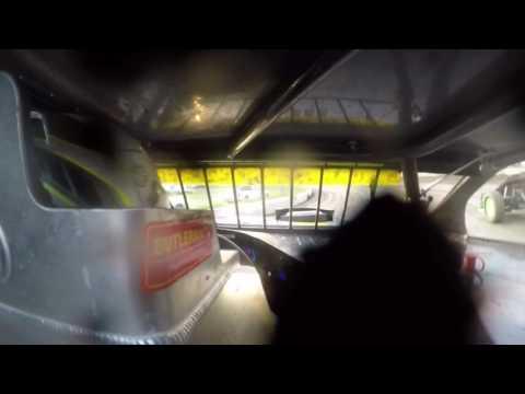 Dillon Buhr | Volusia Speedway Park | UMP Modified Heat 6-4-16