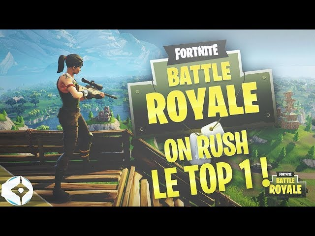 ???? FIRST LIVE SUR FORTNITE !!! ????