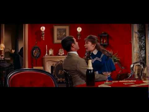 Gigi - The Night They Invented Champagne - Leslie Caron 's own voice