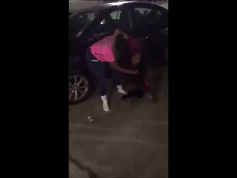 Hood Girl Fight Part 1
