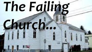 The Failing Church: GREED HYPOCRISY MEGA CHURCHES...Finding the truth thru Spiritual Discernment