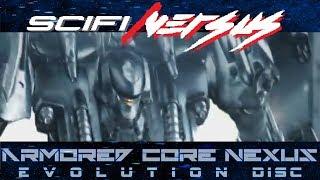 "SFV  Armored Core Nexus P1 ""Evolution: Getting Started In Nexus"""