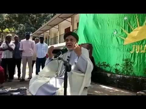 Sambi - Après son audition avec les parlementaires Comores