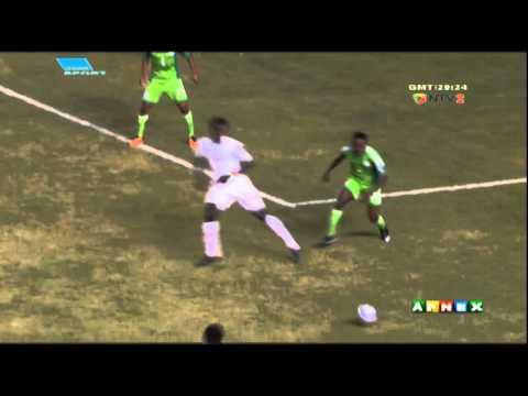 Nigeria 1 - 0 Senegal AYC U20 Final 2015 [FULL MATCH]
