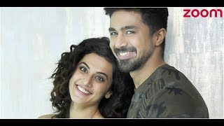 Taapsee And Saqib Share Their Absurd Promotion Strategy For 'Dil Junglee' | Bollywood News