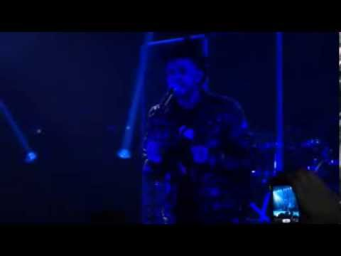 The Weeknd - The Morning/Remember You/The Zone (Live in Glasgow)