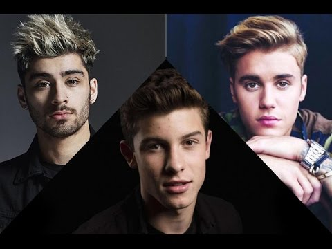 Top Male Vocal Battle!!! HD- Justin Bieber/Shawn Mendes/Zayn Malik and more !!!