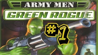 Army Men Green Rogue #1 - Worst Army Men Game Ever?