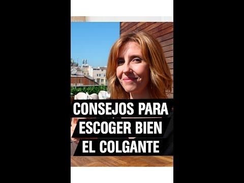Consejos y trucos para escoger bien un colgante | Andrea Vilallonga