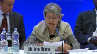 9th Broadband Commission Meeting: Speech - Irina Bokova, Director General UNESCO