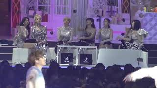 Download TWICE React to BTS GDA 2020 (Close-Up Shot)