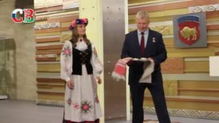 Флаг Беларуси отправится в космос