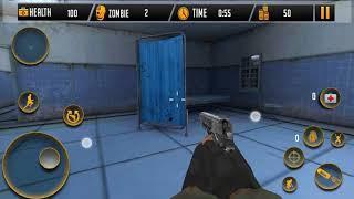 Dead Zombie Hospital Survival Walking Escape Games