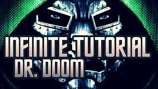 UMvC3 TAC Infinite - Doctor Doom Tutorial   Play Time