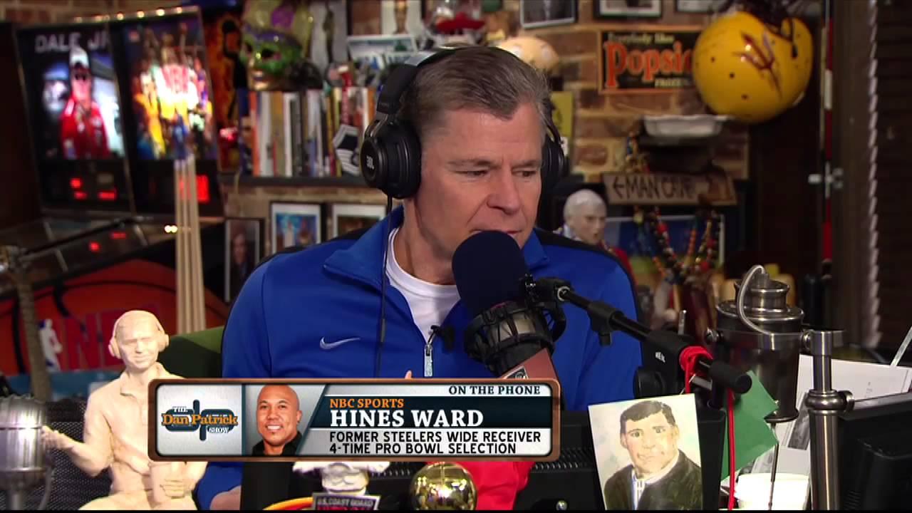 Hines ward interview