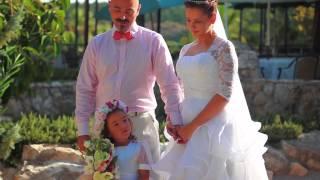 Свадьба в Испании видео и фото на берегу моря, фотограф в Испании