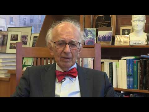 Eric Kandel - Memories of a Viennese childhood (1/80)