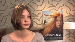 Hanna Binke Interview OSTWIND 2 + neue Haare + Pferde + Haustiere OSTWIND 3