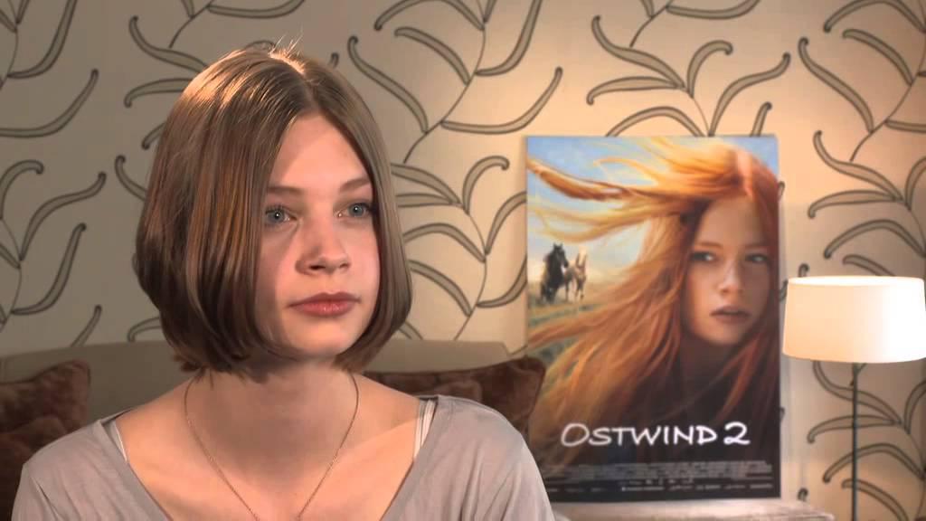 Hanna Binke Interview OSTWIND 2 + neue Haare + Pferde
