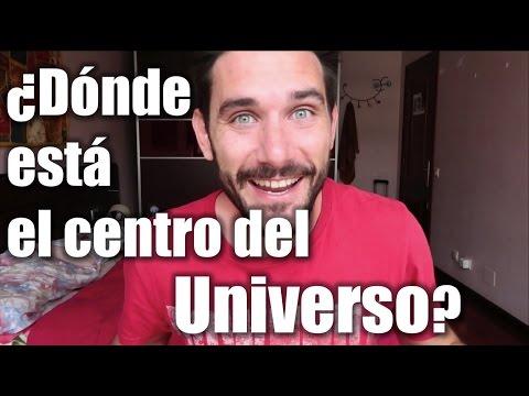 ¿Dónde está el centro del Universo?