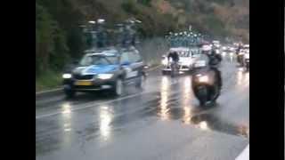 Milano Sanremo 2013 passaggio a Celle Ligure