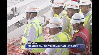 Menhub Tinjau dan Coba Perjalanan LRT dari Kelapa Gading ke Polumas - iNews Malam 15/07 thumbnail