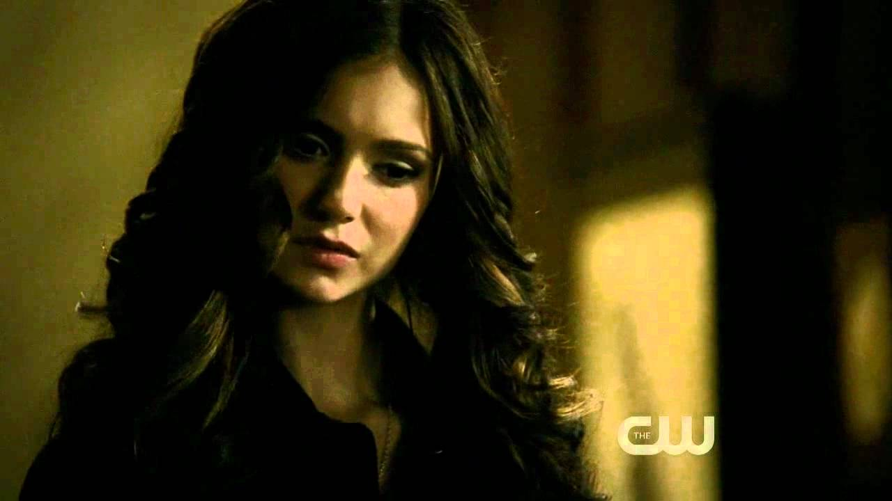 The Vampire Diaries - S02E04 - Katherine meets Elena for the first time - YouTube
