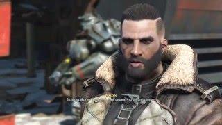 Fallout 4 концовка 2 - братство стали взрыв института