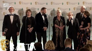 The Favourite - Yorgos Lanthimos - Outstanding British Film  BAFTA Press Conference