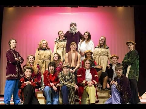 Joseph and The Amazing Technicolor Dreamcoat Musical 2015