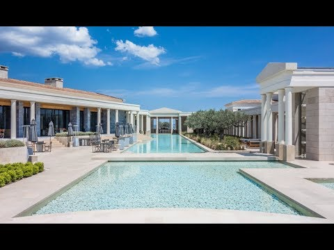 Amanzoe Luxury Resort - Porto Heli, Greece