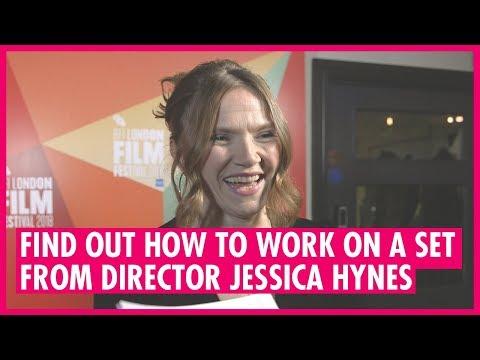 Jessica Hynes  The Fight Premiere