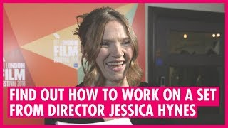 """Jessica Hynes - The Fight Premiere """"Winners Aren't Afraid to Fail"""""""