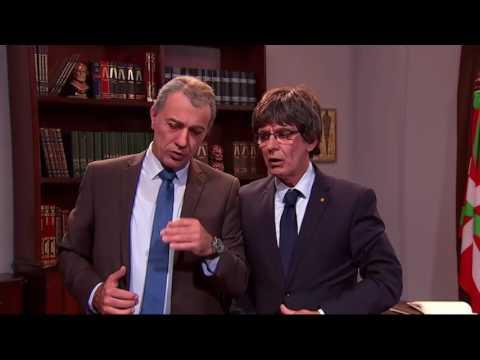 Polònia - Urkullu ensenya Puigdemont com negociar amb Rajoy
