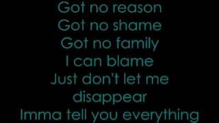 Repeat youtube video Secrets - OneRepublic (lyrics on screen)