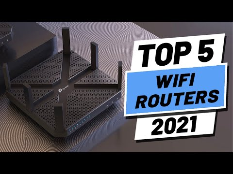Top 5 BEST Wireless Router Of (2021)