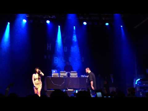 GermFree and 2Mex (Live at The house of Blues 3-31-12)