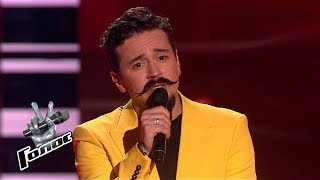 "Iv Nabiev performs ""California Dreamin'"" - Blind Auditions - The Voice Russia - Season 8"