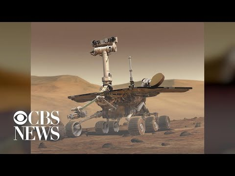 NASA bids farewell to Mars rover Opportunity Mp3