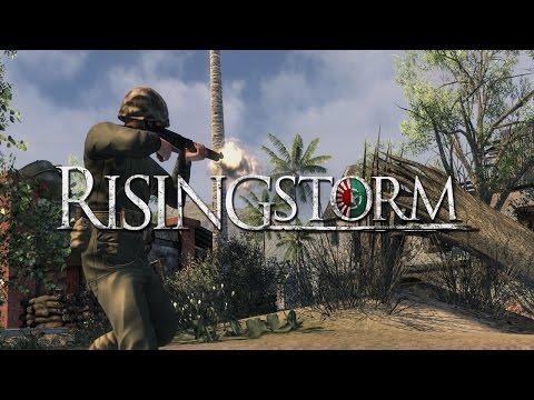 Rising Storm - Territories - Saipan - 1440p - 60fps