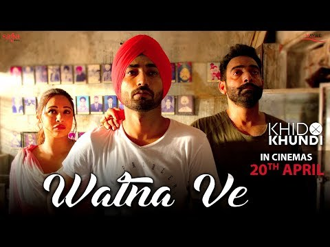 Watna Ve - Sukhwinder Singh | Ranjit Bawa | Khido Khundi | 20th Apr | New Songs 2018 | Saga Music