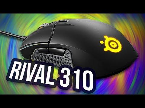 ¿Un mouse para TODOS? SteelSeries Rival 310