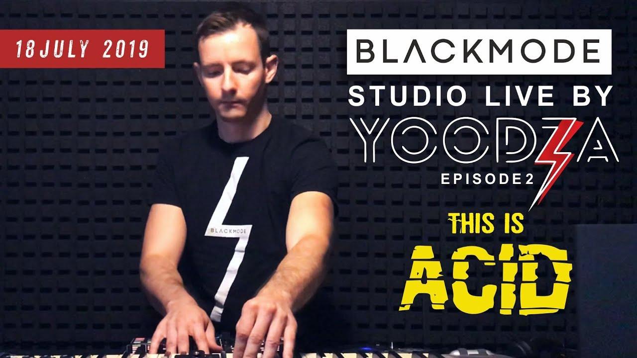 Download ACID TECHNO mix by Yoodza | Episode 02, July 2019