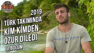 Türk Takımında Olaylar Tatlıya Bağlandı | Survivor Panorama | 11. Bölüm