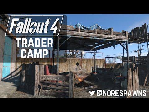 Fallout 4 - Trader Camp