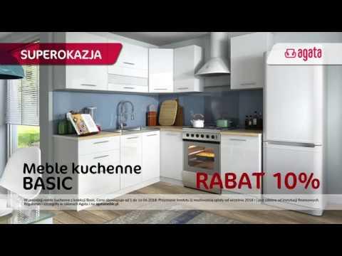 Meble Kuchenne Basic Youtube