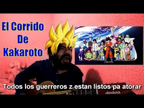 El Corrido de Goku (El Saiyajin)